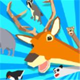 壓死人類的鹿模擬器
