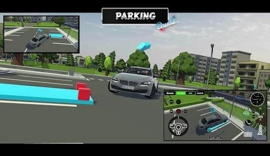 自由城驾驶模拟器截々图2