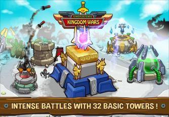 塔防王国战争截图3