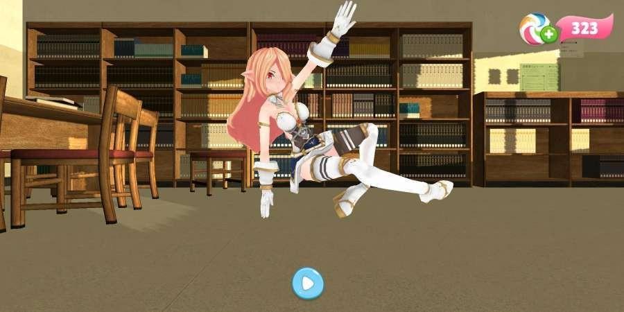学校女生舞蹈截图3