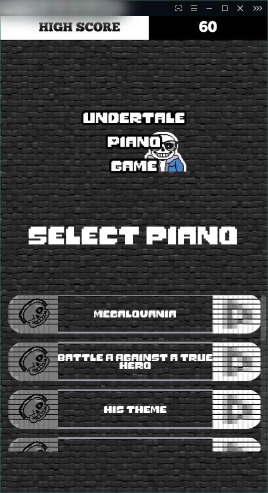 ut钢琴块截图1