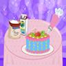 廚師蛋糕女孩