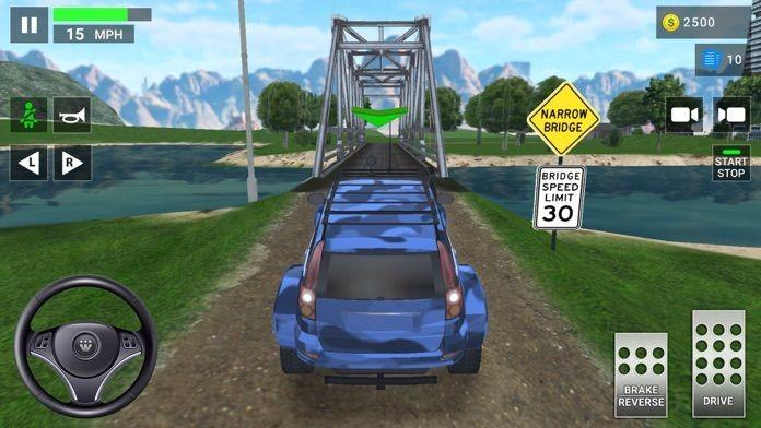 汽车游戏2汽车模拟器截图3