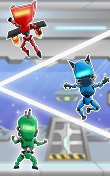 机器人男孩面具冒险截图1