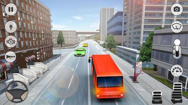 城市教练巴士模拟器截图1