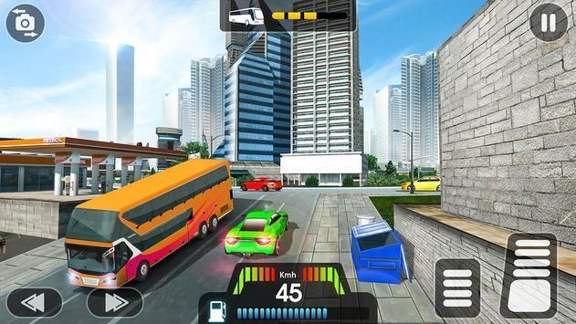 城市教练巴士模拟器截图3