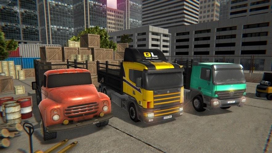 欧洲卡车模拟驾驶截图3
