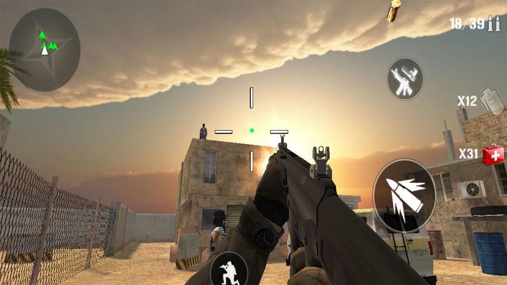战地狙击枪神截图1