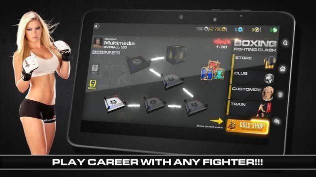拳击格斗冲突截图1