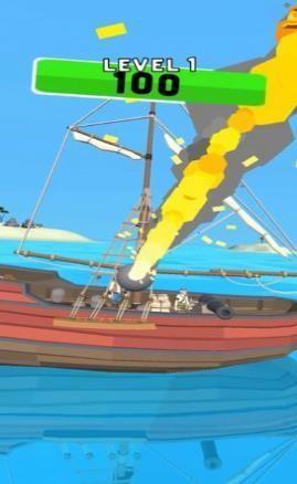 海盗袭击海战截图3