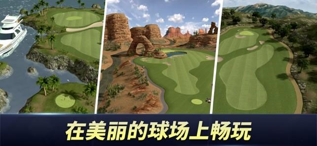 高尔夫王世界巡回赛截图3