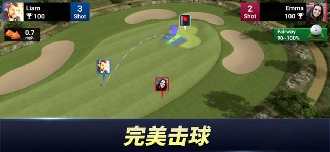 高尔夫王世界巡回赛截图1