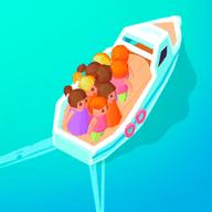 荒野求生运输小船游戏