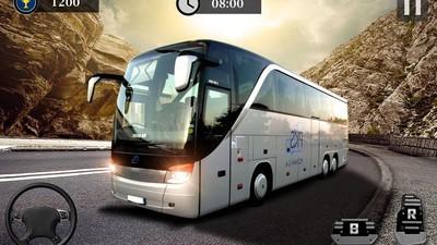 山路巴士驾驶模拟器截图1