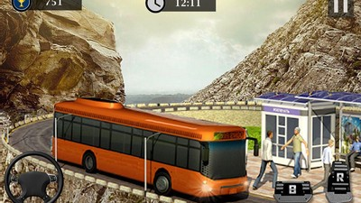 山路巴士驾驶模拟器截图2