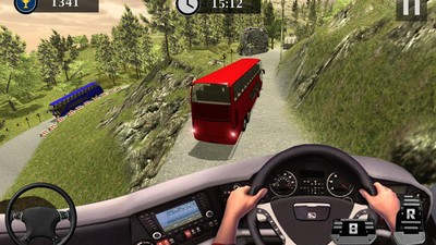 山路巴士驾驶模拟器截图3