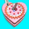 琼脂果冻蛋糕游戏
