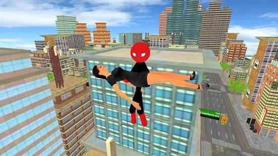 蜘蛛火柴人救援任务