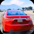 丰田汽车模拟驾驶
