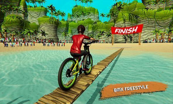 自行车水上平衡赛截图3