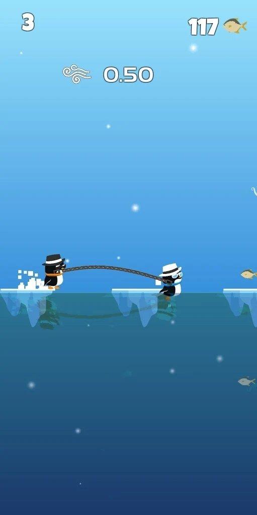 企鹅营救绳子截图1