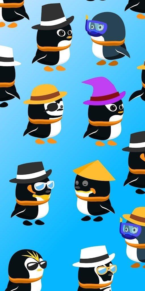 企鹅营救绳子截图2