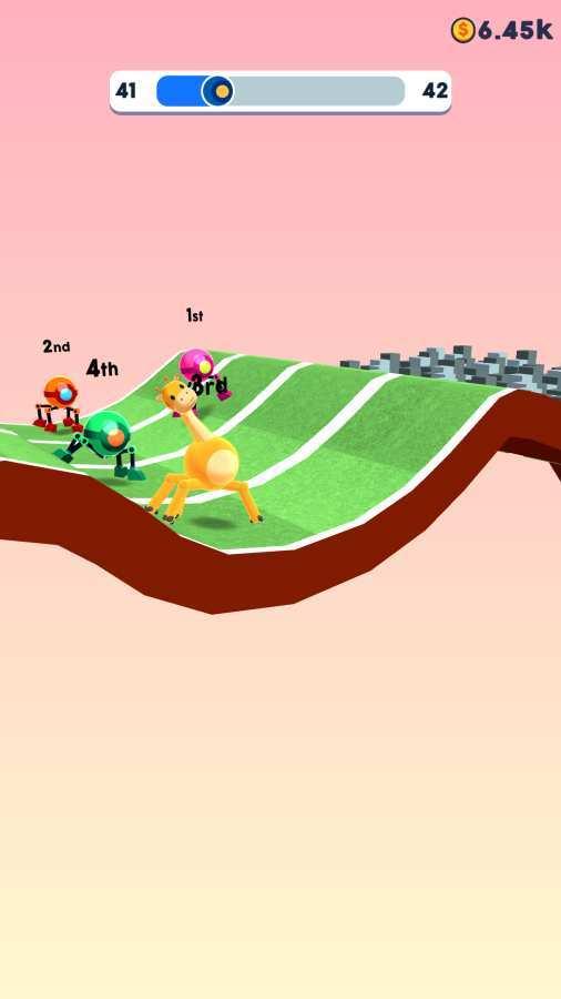 奔跑吧四条腿截图1