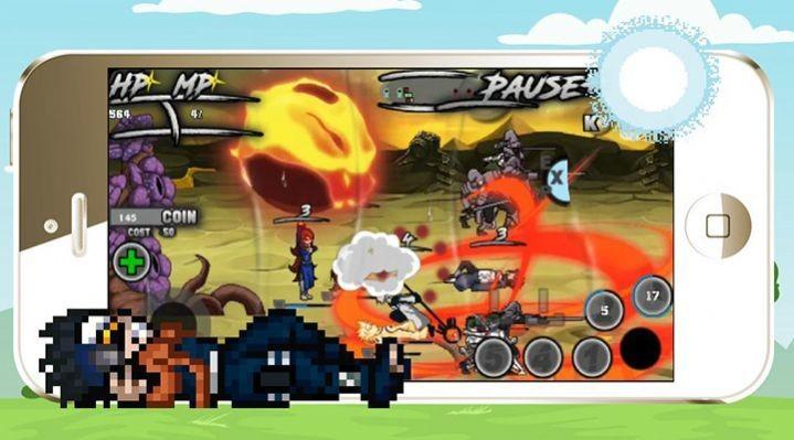 火影忍者黑暗战争崛起免费地盘截图2