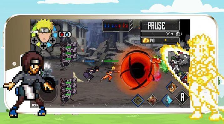 火影忍者黑暗战争崛起免费地盘截图3