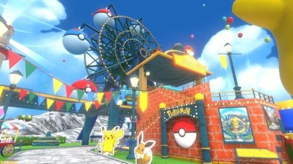 宝可梦虚拟游乐园截图3