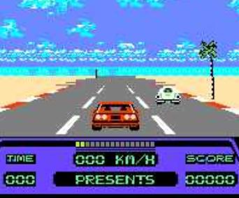 高速公路赛车免费版