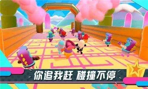 张大仙玩的糖豆人截图2