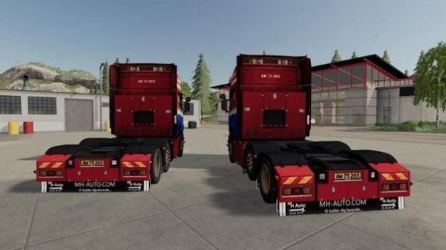 歐洲貨車模擬器截圖5