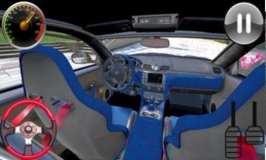 模拟玛莎拉蒂自由开车截图3