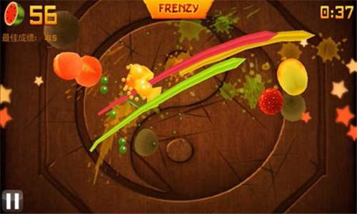 水果忍者经典版截图2