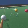 臺球大賽游戲