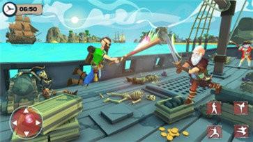 消灭海盗模拟截图3