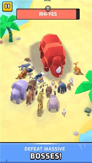 动物战争模拟器截图3