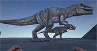 方舟生存进化南方巨兽龙分布在哪里