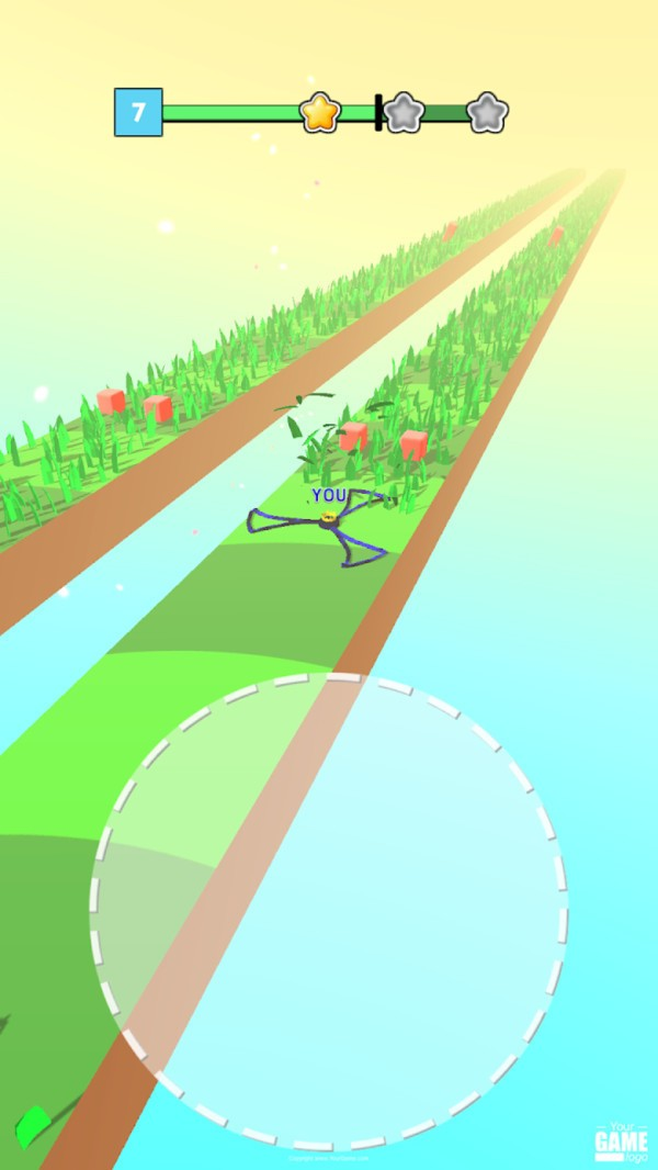 画个割草机截图2