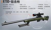 黎明觉醒R700-狙击枪配件怎么选