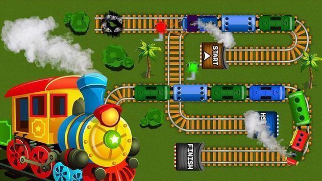 火车迷宫游戏截图2