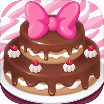 夢幻蛋糕店游戲