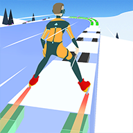 飛行滑板游戲