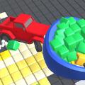 开车涂色3D