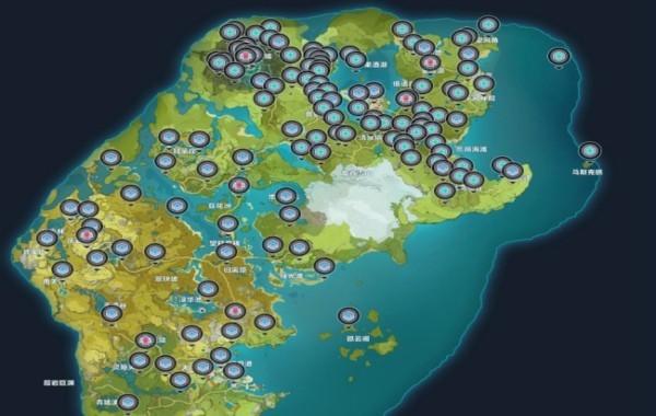 原神地图工具截图2