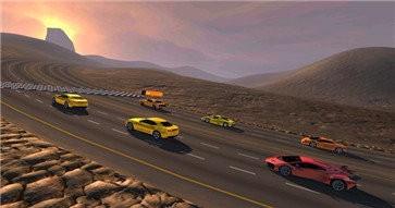 超级沙漠赛车截图2
