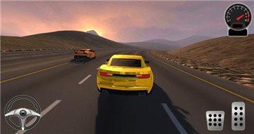 超级沙漠赛车截图1