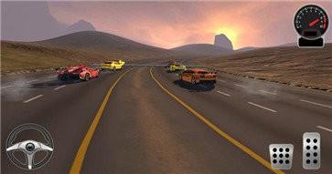 超级沙漠赛车截图3