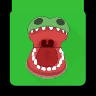 随机的牙齿